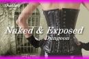 Shelle-Naked-Exposed-Inside-My-Dungeon