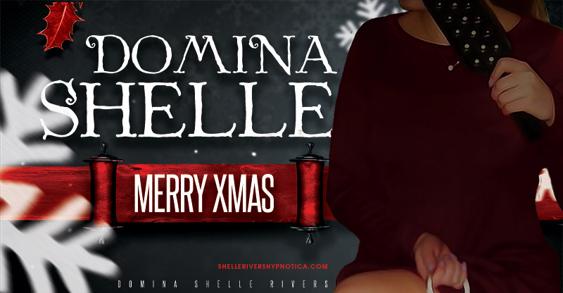 Merry Christmas from Domina Shelle Rivers