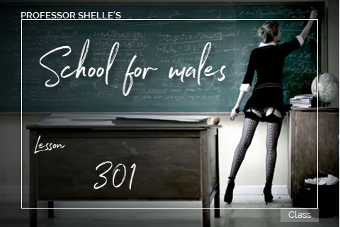 Shelle's School For men 301