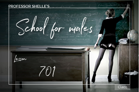 Shelle's School For men 701