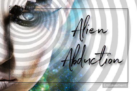 Alien Abduction by Hypnodomme-Shelle Rivers
