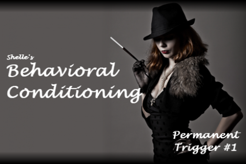 Behavioral Conditioning - Permanent Trigger #1