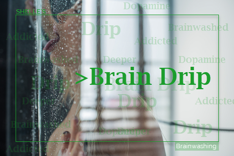 Brain Drip by Hypnodomme-Shelle Rivers