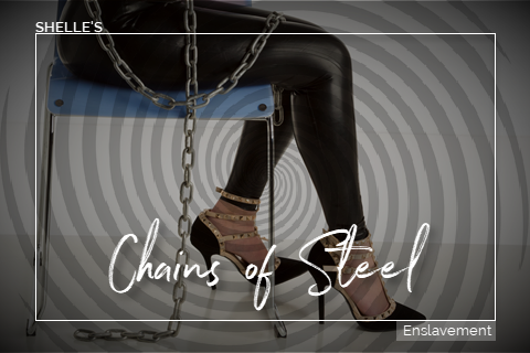 Chains of Steel by Hypnodomme-Shelle Rivers