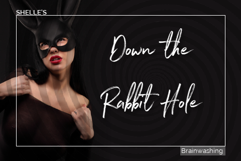 Down the Rabit Hole by Hypnodomme-Shelle Rivers