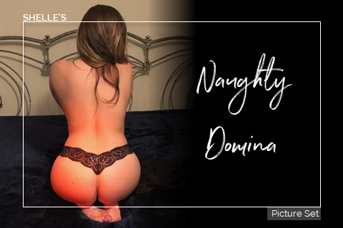 Naughty Domina by Hypnodomme-Shelle Rivers