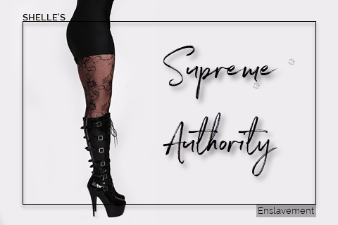 Supreme Authority by Hypnodomme-Shelle Rivers