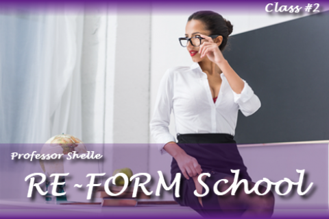 Professor Shelle's ReForm School - Class #2